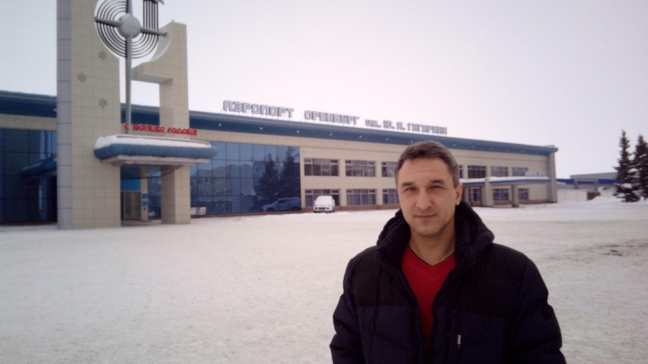Олег Морозов, Оренбург - фото №1