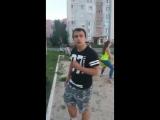 В Брянске сняли на видео нападение наглого подростка на женщину