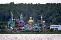 23 июля 2013 - Вид на Казань с Волги