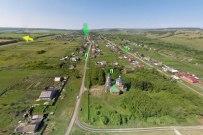 27 июля 2017 - Панорама: Село Троицкое в Самарской области