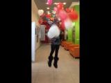 Я танцую, как скотина! С днём святого Валентина!