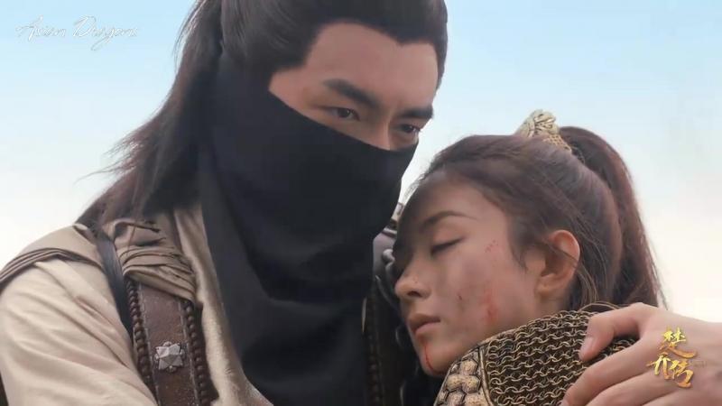 [51/58] Легенда о Чу Цяо / Legend of Chu Qiao / Princess Agents / 楚乔传