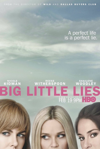 Большая маленькая ложь 1 сезон 1-5 серия AMEDIA | Big Little Lies