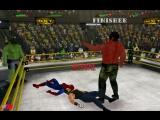 Халк и Красный Халк (с) против Человека-Паука и Росомахи