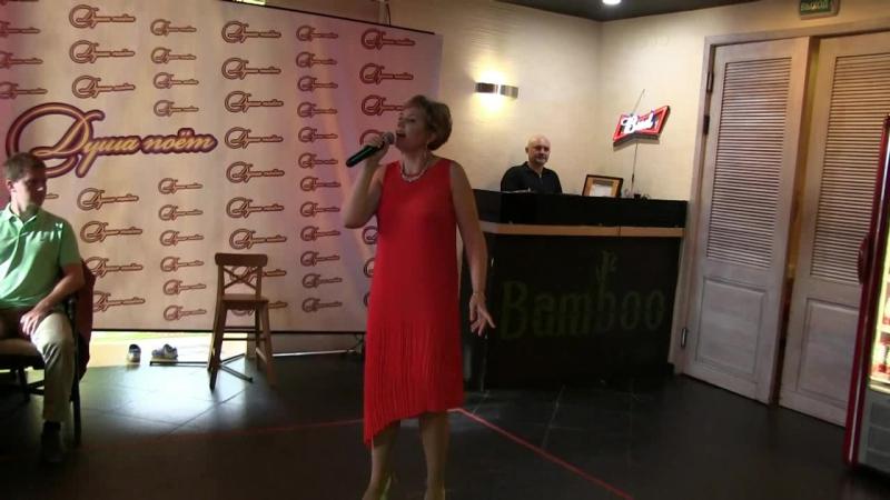 ИРИНА БАРАБОШИНА 6 ФЕСТИВАЛЬ ДУША ПОЕТ