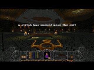 HeXeN: Carnage Galore 3 - bossfight (GZDooM)