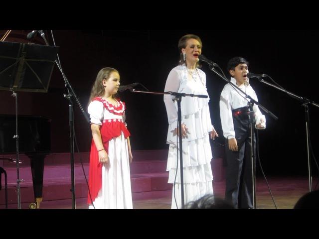 . Авторский концерт композитора Стецюн Н.Г. в Харьковской обл. филармонии . Солис ...