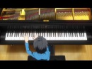 Beethoven - Piano Sonata Moonlight Presto agitato (Shigatsu wa Kimi no Uso EP01) [TH}