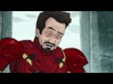 Как должен был закончиться ЧАСТЬ 2«Первый Мститель: Противостояние»