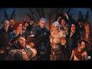 На русском 4K 60FPS Празднование 10 лет Ведьмак Celebrating the 10th anniversary of The Witcher