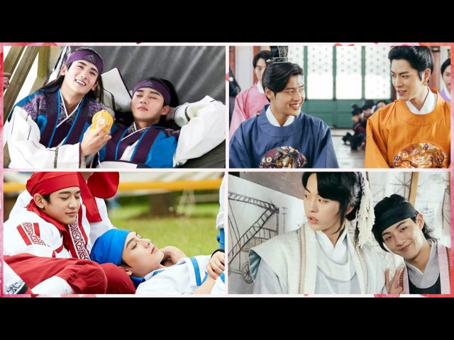 Hwarang 화랑 vs. Scarlet Heart Ryeo 달의 연인-보보경심 려 (Hwarangs X The Princes)