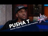 "Pusha T Wants Voting Rights For Felons: ""It's Like You Keep Paying Forever"""