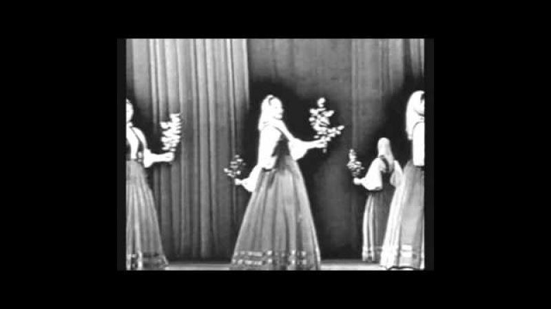 Березка Во поле березка стояла Надеждина Beriozka Russian Dance