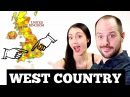 British Accents: West Country