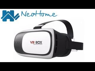 VR 3D шлем виртуальной реальности для смартфонов с экранами от 3,5 до 6 дюймов