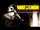 Watchmen The End is Nigh Part 1 - (PC) - Rorschach Gameplay - Геймплей за Роршаха