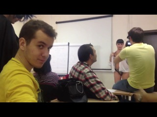 порно видео перед классом