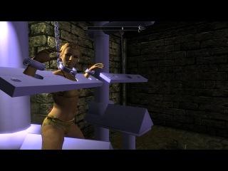 эротика! Обзор ужасного секс мода для Скайрима - Female Prison