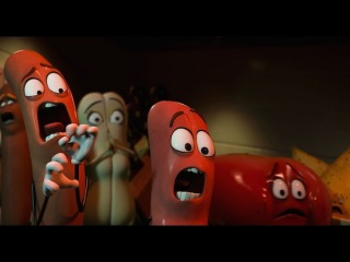 секс! SAUSAGE PARTY Funny Sex clip Compilation (2016)