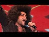 erotic! The X Factor 2009 - Jamie Archer - Auditions 2 (itv.com/xfactor)
