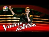 эротика! The Voice 2016 Blind Audition - Dave Moisan: