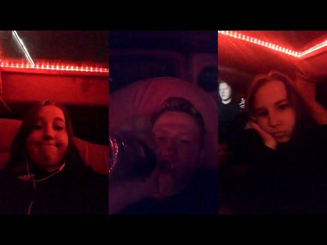 Даня Кашин бухает в лимузине, а Света Дейдример хочет познакомиться со Спилберг