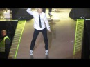 020815 Suga Cute dance - BTS TRB in Chile