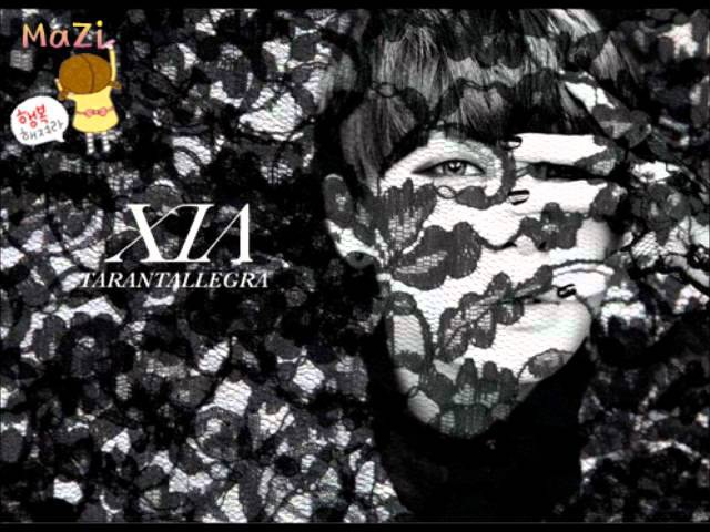 Xia (준수) - 1집 [Tarantallegra] 전곡듣기 02.TARANTALLEGRA[Feat. Flowsik Of Aziatix]
