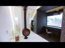Дачный ответ Спальня будущего, гостиная, студия и ванная в одном большом прост ...