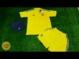 Обзор футбольной формы сборной украины домашней евро 16