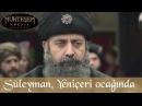 Süleyman Yeniçeri Ocağını Ziyaret Ediyor Muhteşem Yüzyıl 121 Bölüm