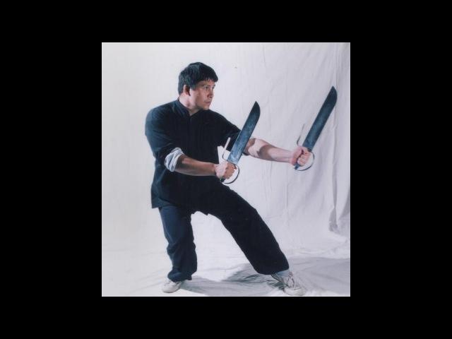 Double Butterfly Sword Demo Hung Gar