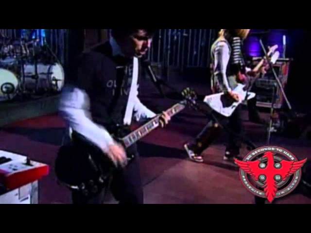 30 Seconds To Mars - Capricorn (A Brand New Name) Live Last Call