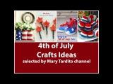 Идеи декора и угощений для вечеринки в американском стиле.