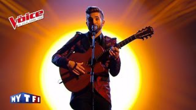 The Voice 2014│Kendji Girac - Amor de mis amores et Volare (Gipsy King)│Finales S3