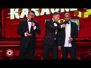 Comedy Club: Импровизация в Karaoke Star