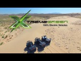 Xtreme Green Electric Vehicles ATVs In The Desert