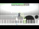 Battle Against a True Hero Lyrical Adaptation OST GlitchtaleDo or Die Synthesia Piano Tutorial