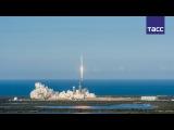 SpaceX впервые в истории повторно запустила ступень ракеты Falcon 9. 31.03.2017.