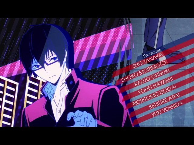 Серия 7 (07) - Принц Страйда / Prince of Stride: Alternative