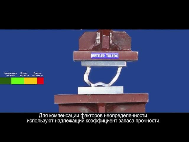 Весовые модули МЕТТЛЕР ТОЛЕДО для бункерных весов