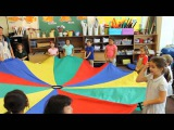 Nysmith Private School Today In Kindergarten Music - The Parachute Song