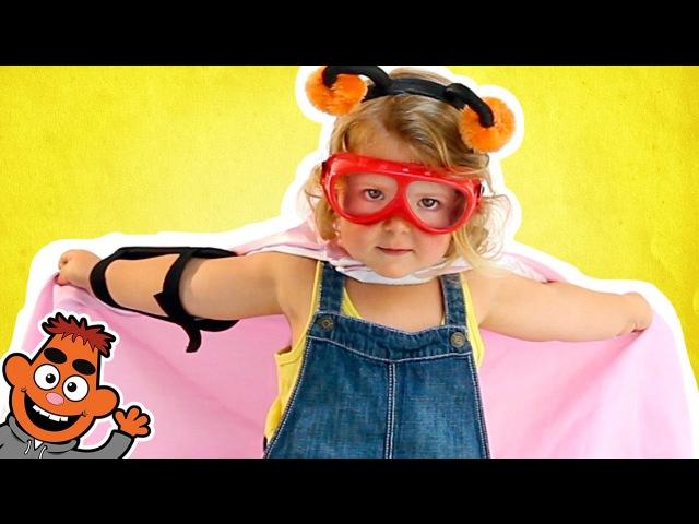 Superhero Song   Song for Kids   Pancake Manor