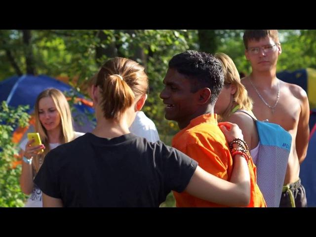 Ачарья Муруган хатха йога мастер со Шри Ланки Протока 2016