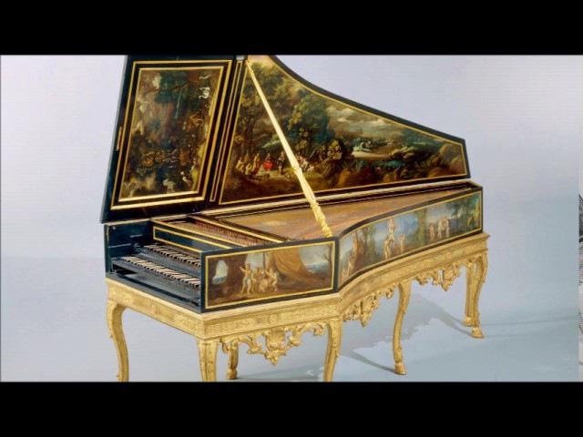 Jan Pieterszoon Sweelinck (1562-1621) Harpsichord works