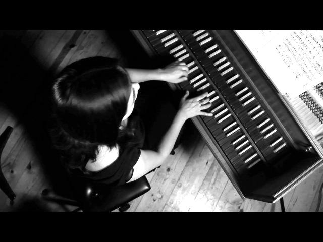 Suite Barroca para clavecín Allemande Galo Ortiz