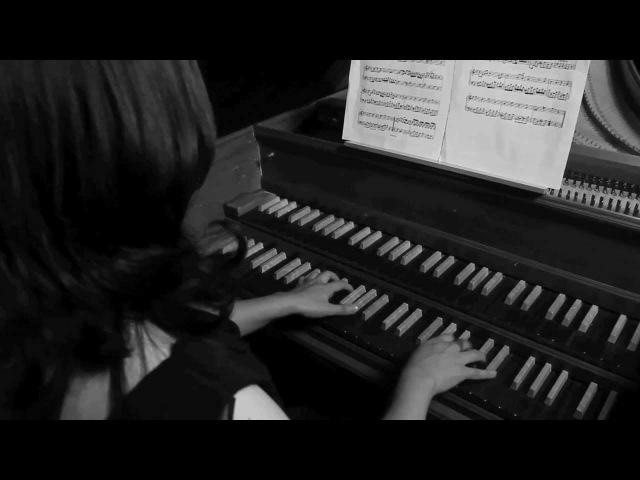 Suite Barroca para clavecín Preludio Galo Ortiz