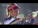 GABRIELA KOUKALOVA GOLD Sprint 7 5km WM Hochfilzen 2017