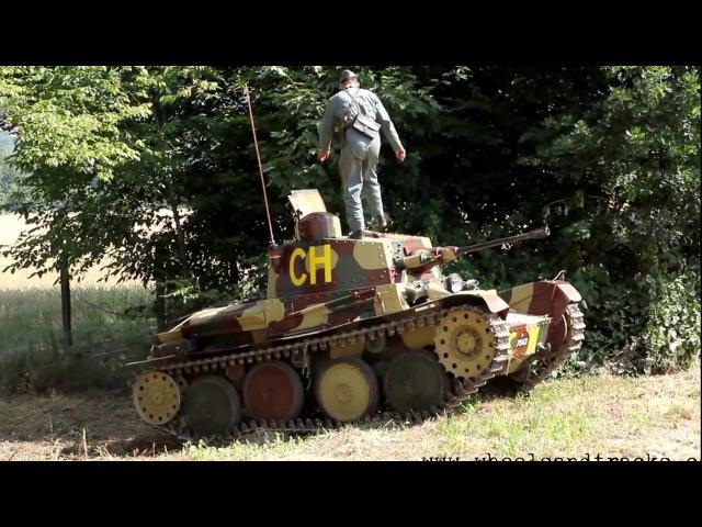 Pzw 39 Praga Schweizer Armee Full Reuenthal