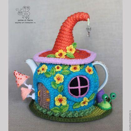 针织茶壶套(卡通) - maomao - 我随心动